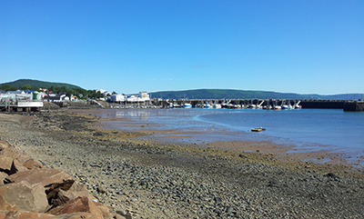 Digby Low Tide