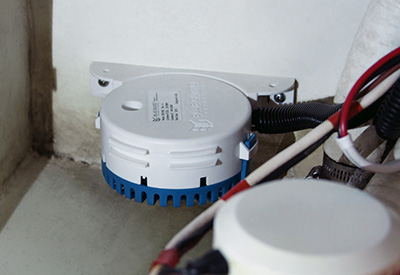 Blue Guard Bilge Pump Switch