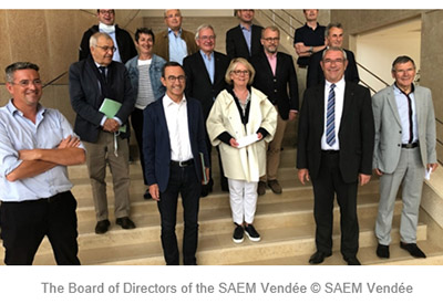 Vendee Board of Directors