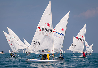 Thornbury Laser Regatta 2019