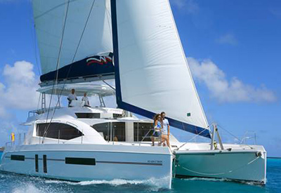 Moorings and Sunsail Investment