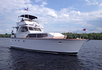 1967 Trojan 42 Motor Yacht