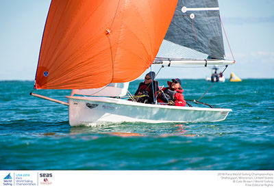 Para World Sailing Championships