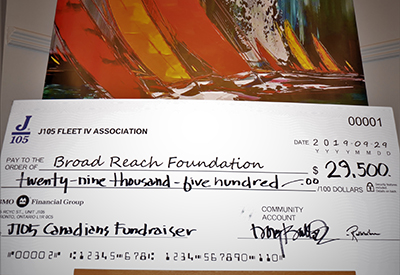 j105s Cheque
