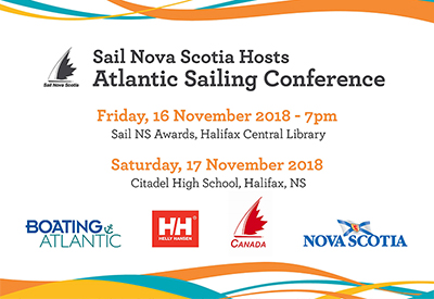 Sail Nova Scotia Conference
