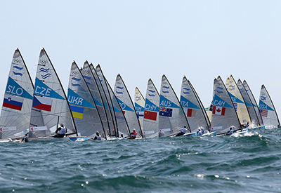 Olympic Games Sails