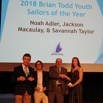 Youth Sailors of the Year