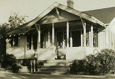 Dickinson Home 1950s