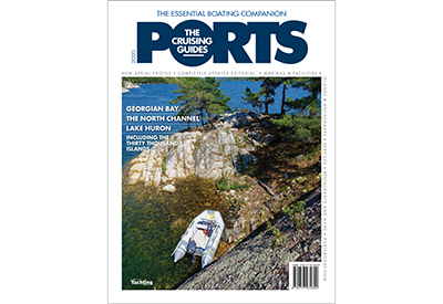 PORTS GB Cover
