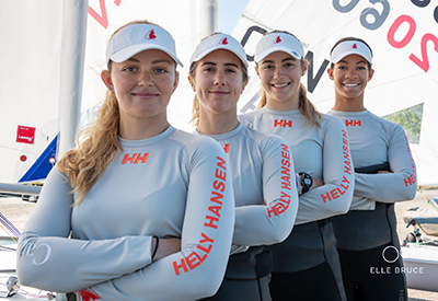 POTW: Canadian Sailing Development Squad - Laser Radial Women