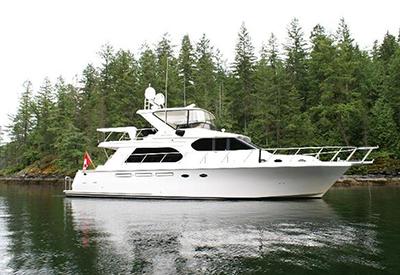 2005 Ocean Alexander 58 Pilothouse