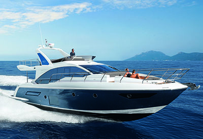 Azumit 50E Flybridge