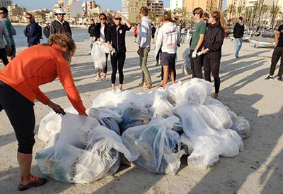 Beach Cleaning Enitiative