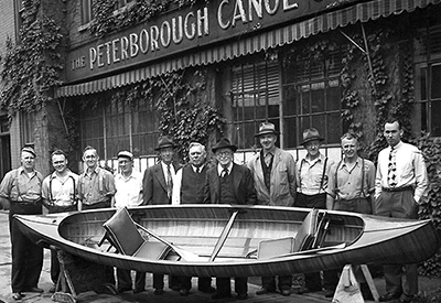 Peterborough Canoe Company 1948