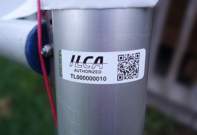 ILCA Decal