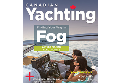 Canadian Yachting magazine December 2014