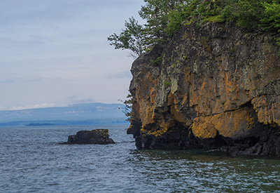 Lake Superior - Edward Islands