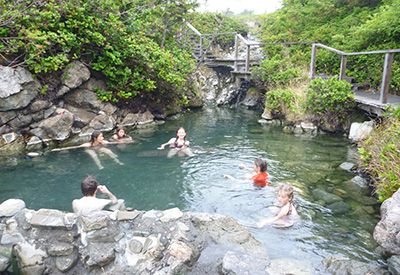 Murchison - Hot spring