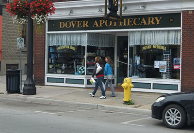 Port Dover - Apothecary