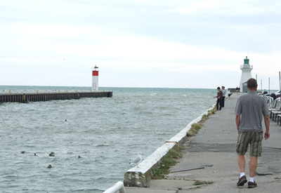 Port Dover - Dockside