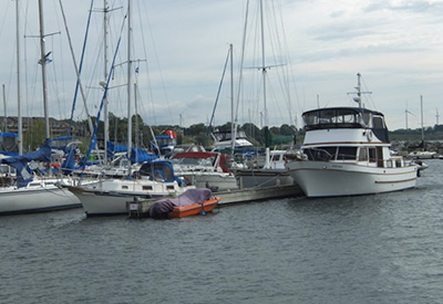 Port Dover - Harbour Marina