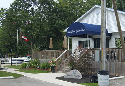 Port Dover - Yacht Club