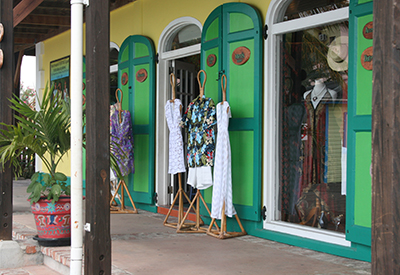 Shops at Redcliffe Quay, Antigua