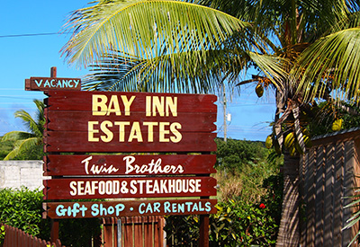Eleuthera's Twin Brothers Seafood & Steakhouse