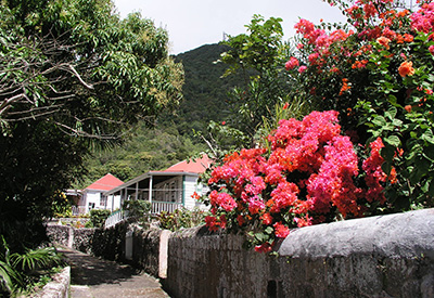 Saba - Small Villages