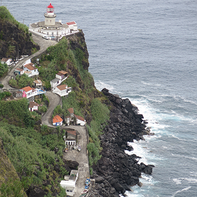 Azores - great for hiking
