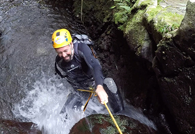 Azores - Canyoning
