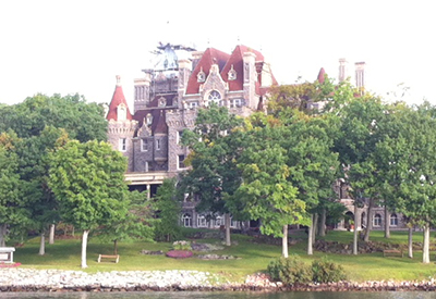 New York Canals - Boldt Castle