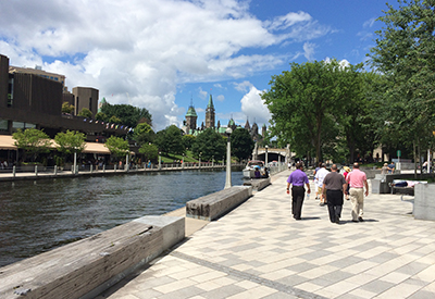 New York Canals - Rideau Canal