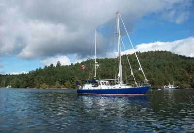 Cowichan Bay to Genoa Bay – Almost the Gulf Islands