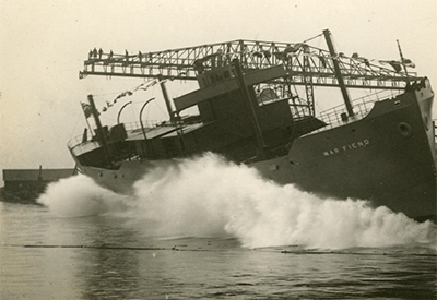 Midland Harbour War Fiend Launch