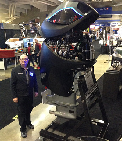 Seven Marine 627HP Outboard