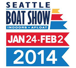 Seattle Boat Show 2014