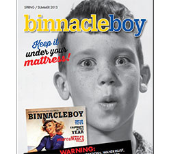 Binnacle Catalogue 2013