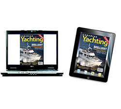 Canadian Yachting Digital Subscription