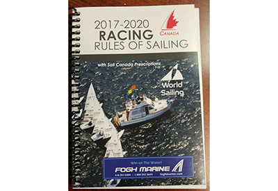 Racing Rules 2017