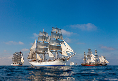 Tall Ships Quebec