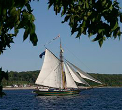 Tall Ships in Midland