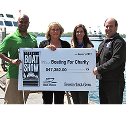 Toronto Boat Show Childrens' Charities
