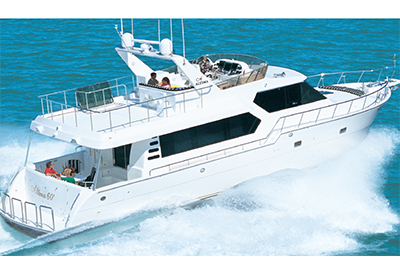 Altima 60 Pilothouse