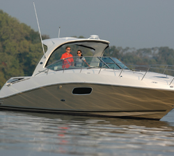 Sea Ray 370 Sundancer - Axius