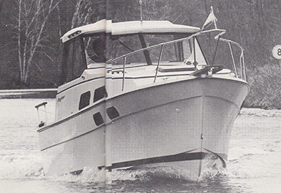 Bayliner 2650 Explorer