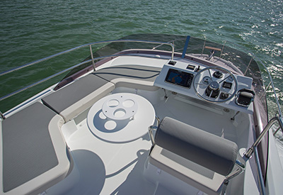 Beneteau Swift 30 - Flying Bridge