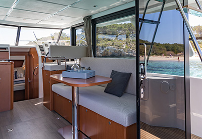 Beneteau Swift 30 - Salon