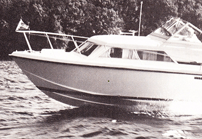 Chris Craft Catalina 25