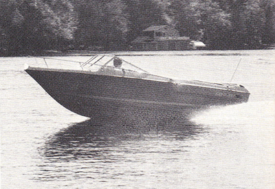 Century Raven 190 - a family boat
